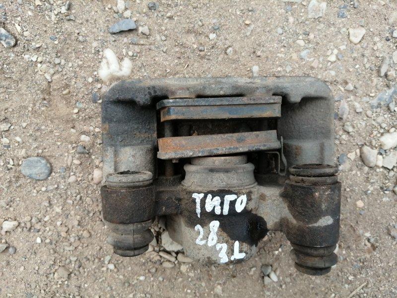 Суппорт Chery Tiggo T11 SQR484F 2012 задний левый (б/у)