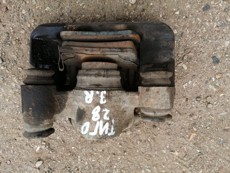 Суппорт Chery Tiggo T11 SQR484F 2012 задний правый (б/у)