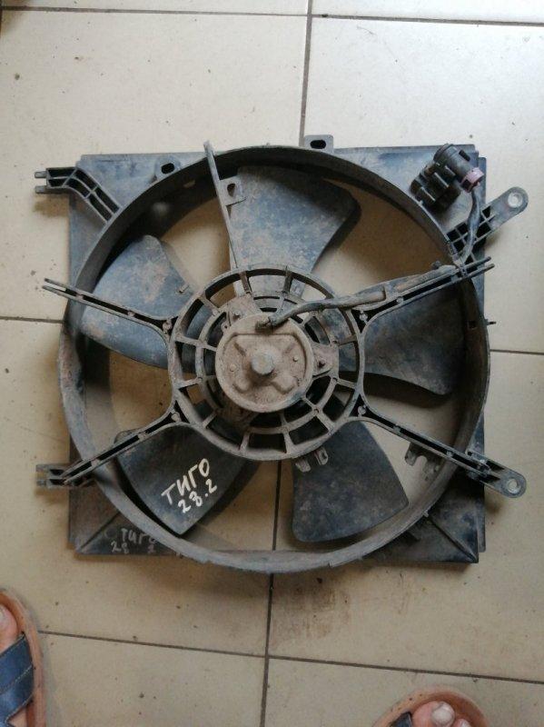 Диффузор Chery Tiggo T11 SQR484F 2012 (б/у)