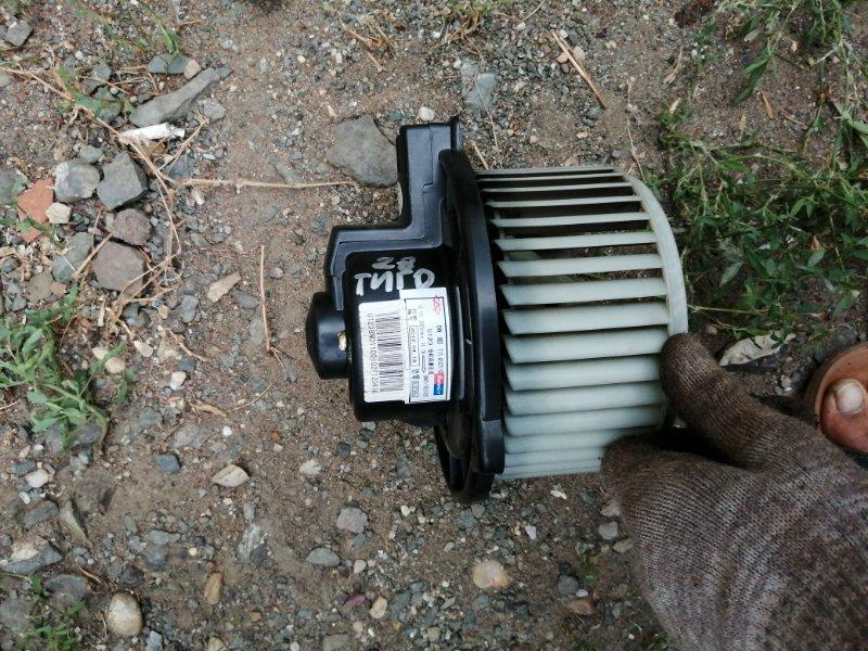 Мотор печки Chery Tiggo T11 SQR484F 2012 (б/у)