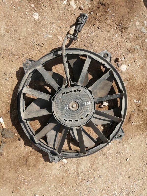 Вентилятор радиатора Peugeot 308 4A/C EP6 2011 (б/у)