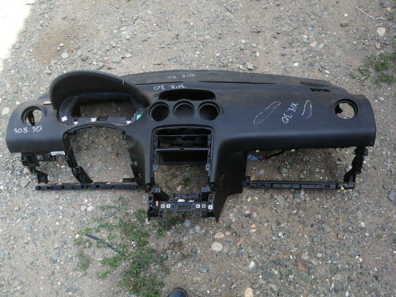 Комплект безопасности Peugeot 308 4A/C EP6 2011 (б/у)