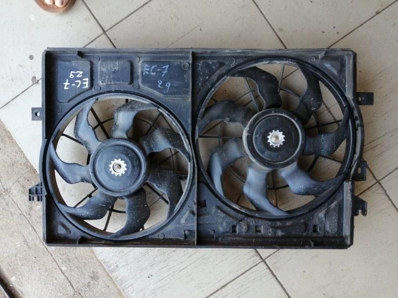 Диффузор Geely Emgrand Ec7 FE1 JL4G15 2012 (б/у)