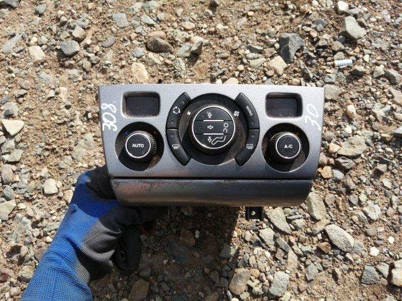 Блок управления климат-контролем Peugeot 308 4A/C EP6 2011 (б/у)