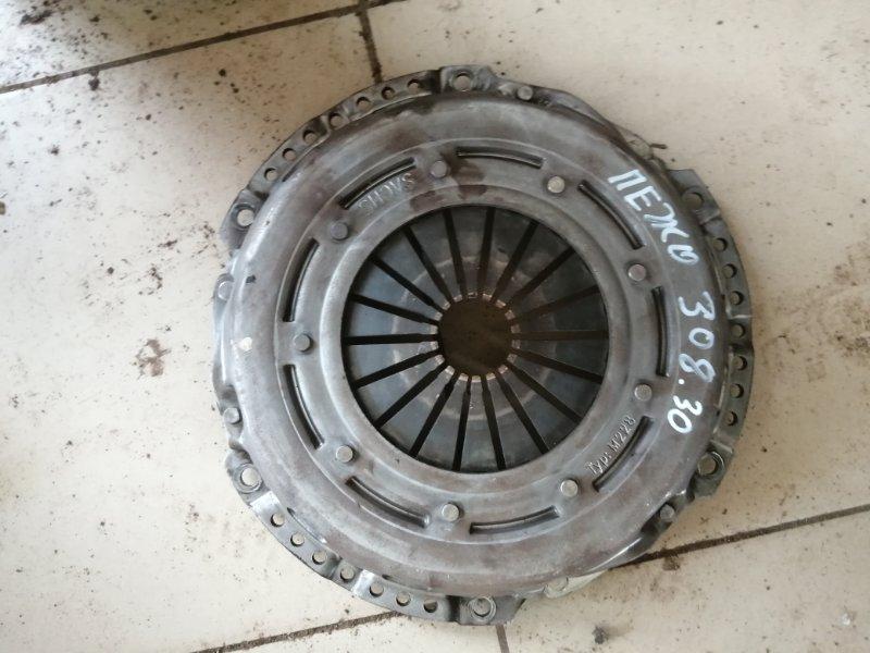 Комплект сцепления Peugeot 308 4A/C EP6 2011 (б/у)