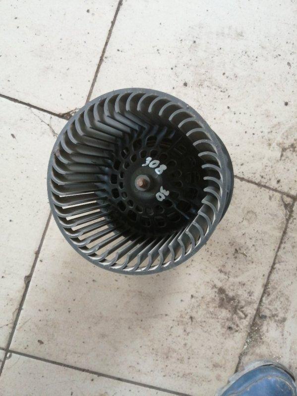 Мотор печки Peugeot 308 4A/C EP6 2011 (б/у)
