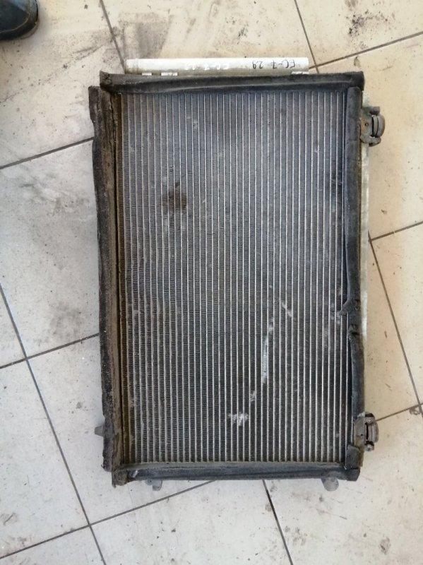 Радиатор кондиционера Geely Emgrand Ec7 FE1 JL4G15 2012 (б/у)