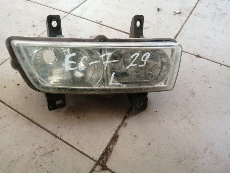 Фара противотуманная Geely Emgrand Ec7 FE1 JL4G15 2012 передняя левая (б/у)