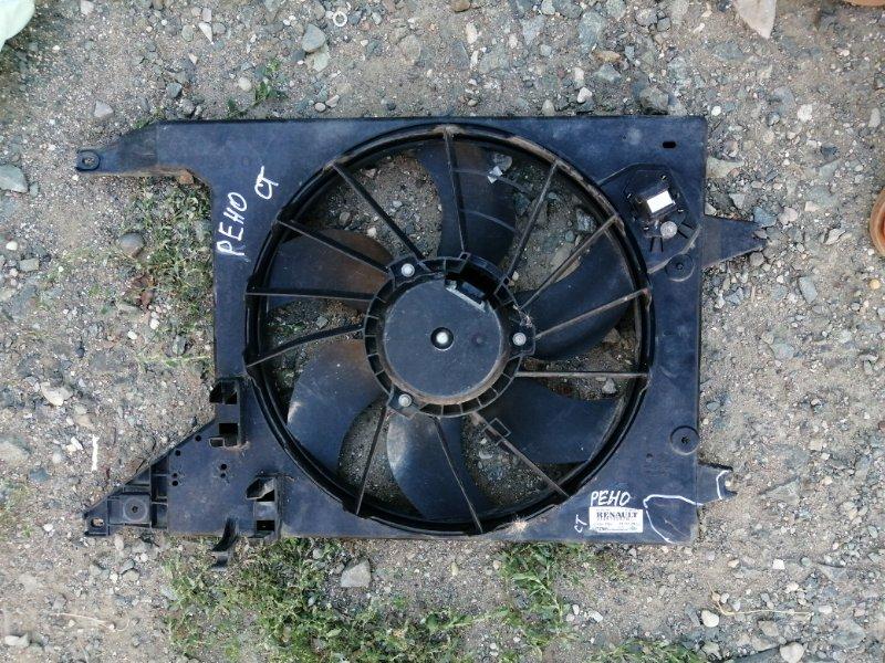 Диффузор вентилятора Renault Logan LS0G K7M 2015 (б/у)