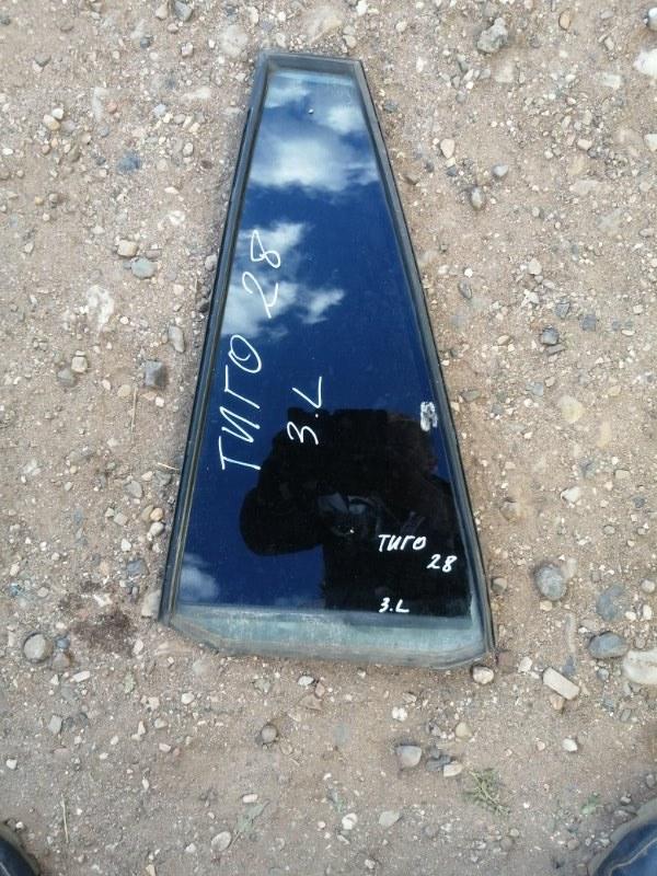 Стекло Chery Tiggo T11 SQR484F 2012 заднее левое (б/у)