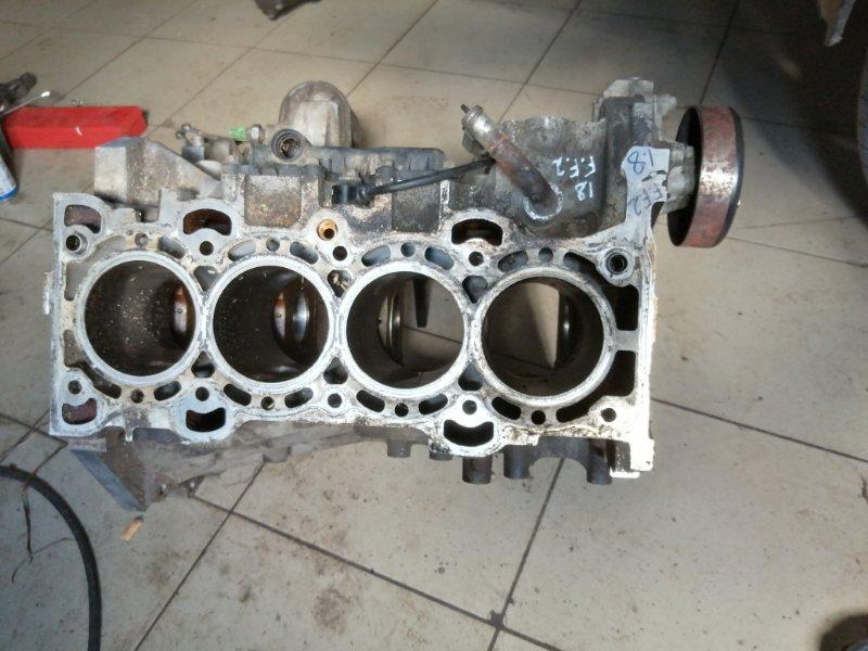 Блок двигателя Ford Focus 2 CB4 QQDB 2009 (б/у)