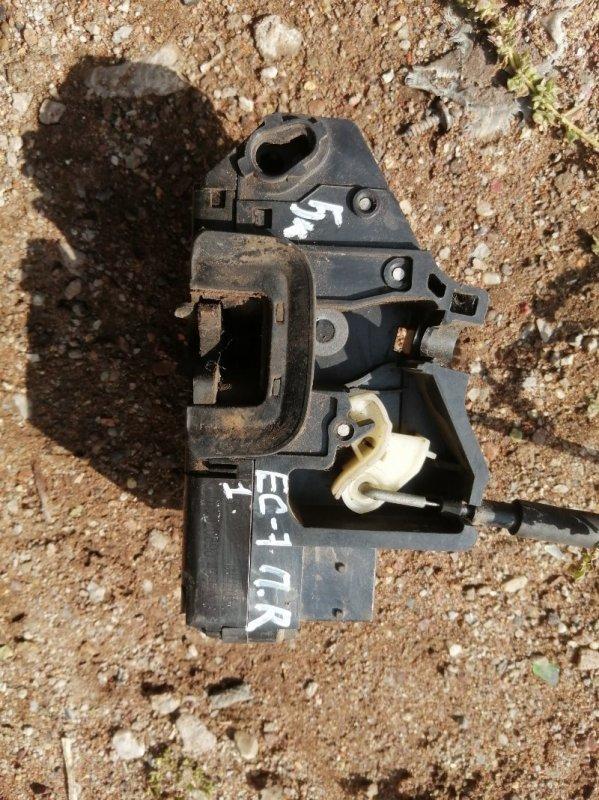 Замок двери Geely Emgrand Ec7 FE1 JL4G15 2012 передний правый (б/у)