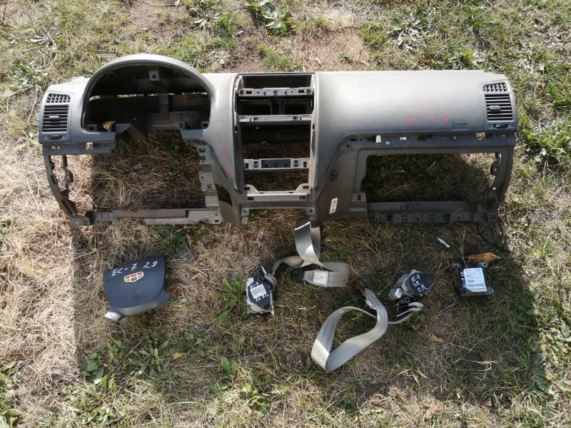 Комплект безопасности Geely Emgrand Ec7 FE1 JL4G15 2012 (б/у)