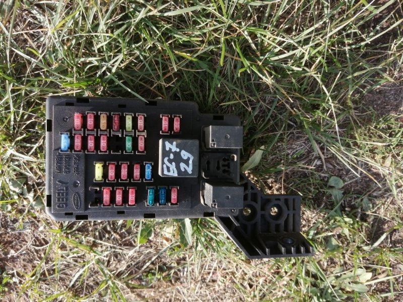 Блок предохранителей Geely Emgrand Ec7 FE1 JL4G15 2012 (б/у)