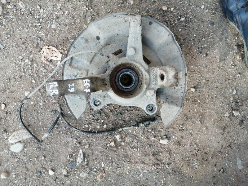 Кулак поворотный Geely Emgrand Ec7 FE1 JL4G15 2012 передний правый (б/у)