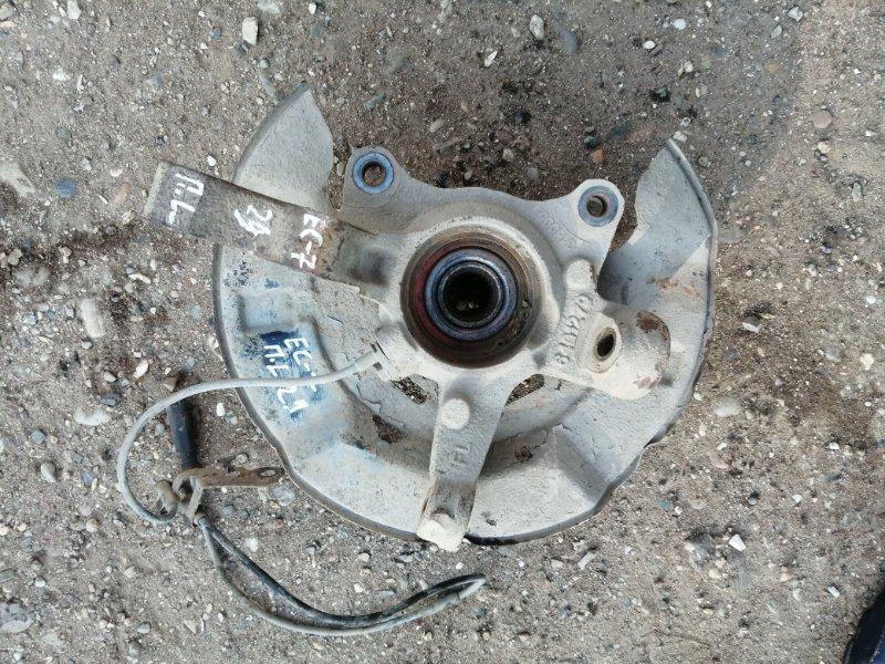 Кулак поворотный Geely Emgrand Ec7 FE1 JL4G15 2012 передний левый (б/у)
