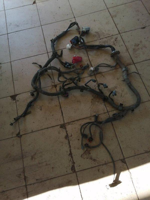 Проводка мотора Geely Emgrand Ec7 FE1 JL4G15 2012 (б/у)