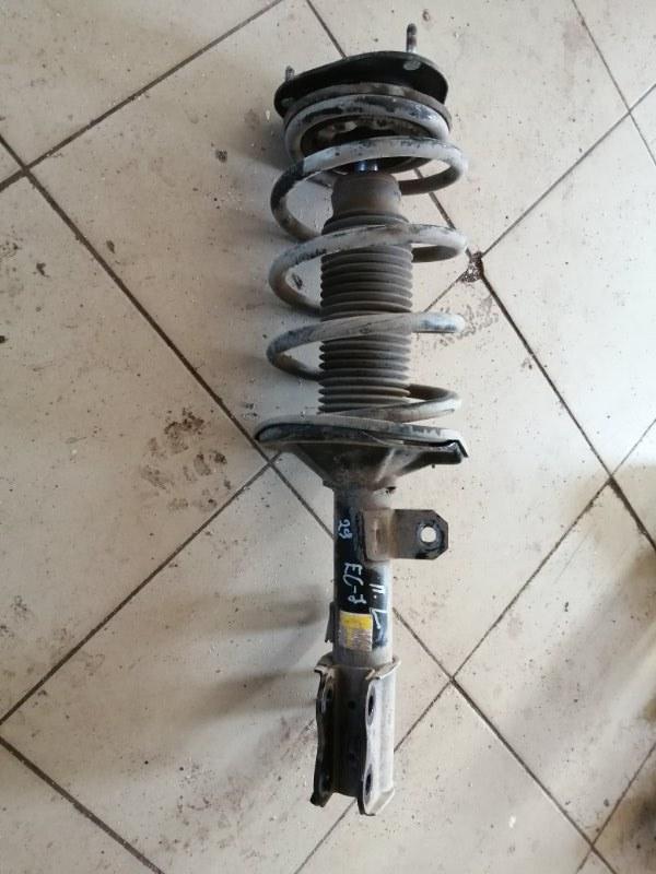 Амортизатор Geely Emgrand Ec7 FE1 JL4G15 2012 передний левый (б/у)