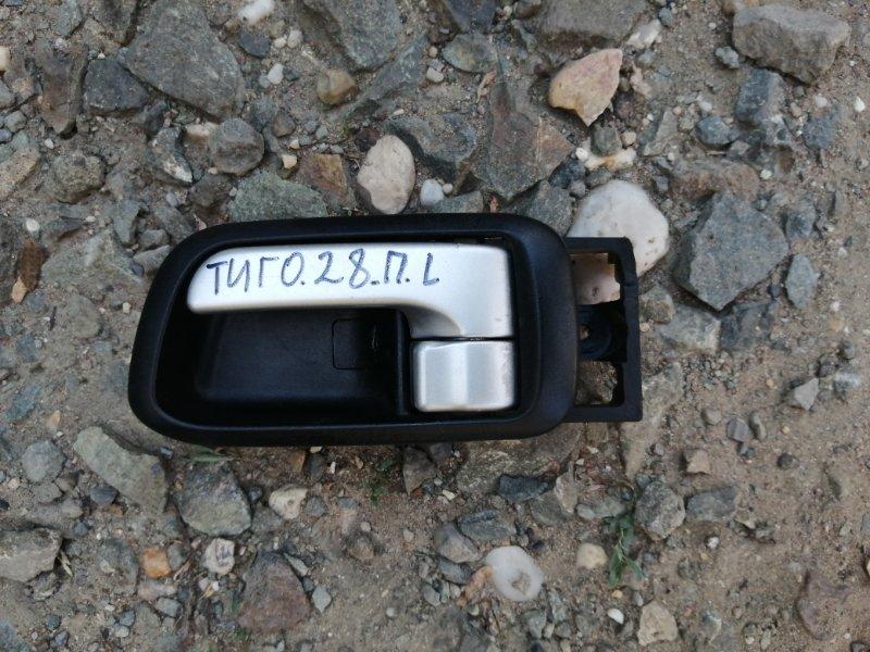 Ручка двери внутренняя Chery Tiggo T11 SQR484F 2012 передняя левая (б/у)