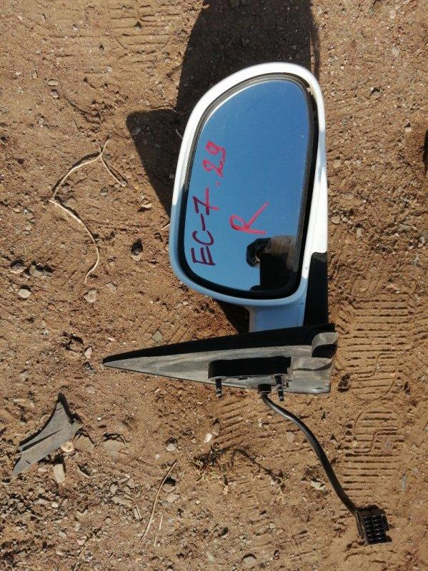 Зеркало Geely Emgrand Ec7 FE1 JL4G15 2012 переднее правое (б/у)