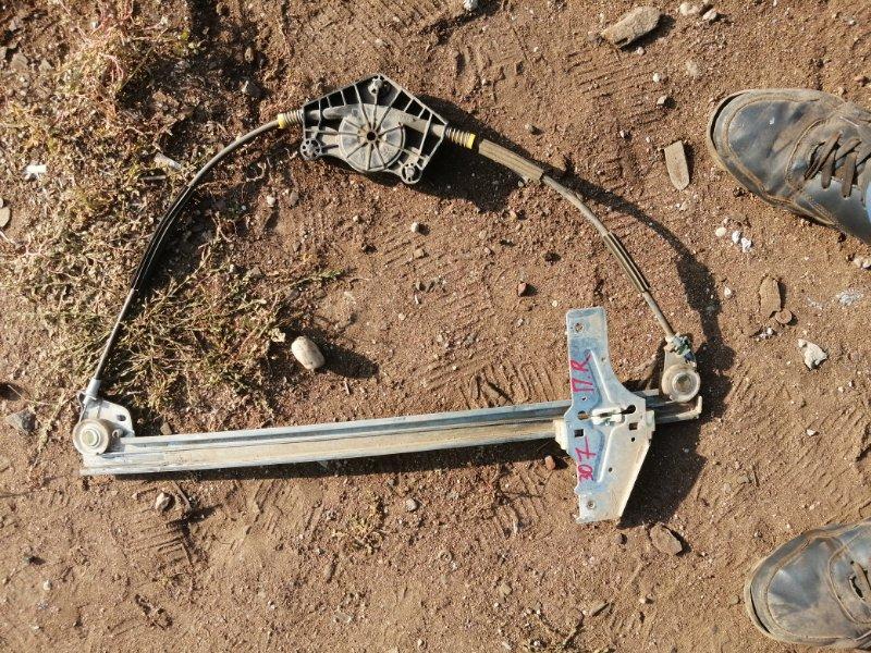 Стеклоподъемник Peugeot 307 3A TU5JP4 2001 передний правый (б/у)