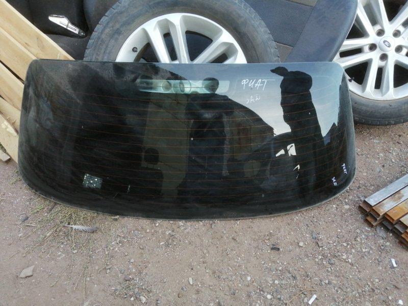 Стекло Fiat Albea 1.4 2011 заднее (б/у)