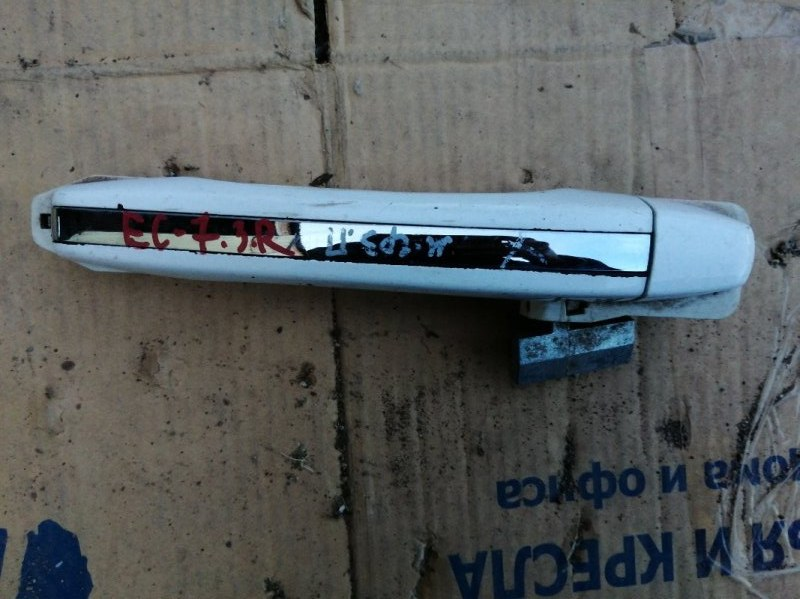 Ручка двери Geely Emgrand Ec7 FE1 JL4G15 2012 задняя правая (б/у)