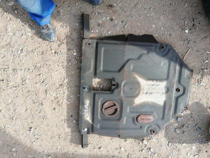 Защита двигателя Geely Emgrand Ec7 FE1 JL4G15 2012 (б/у)