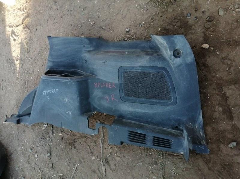 Обшивка багажника Ford Explorer 5 U502 DURATEC TI-VCT 2013 задняя правая (б/у)