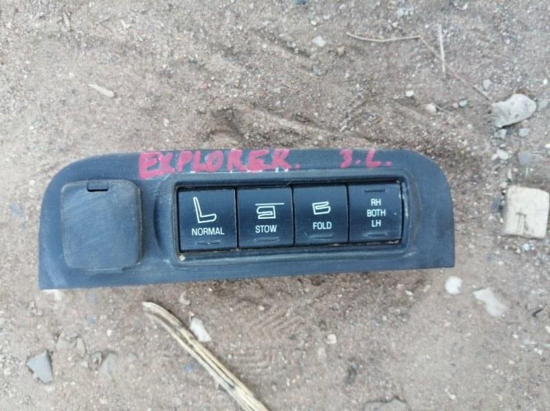 Блок управления сиденьем Ford Explorer 5 U502 DURATEC TI-VCT 2013 (б/у)