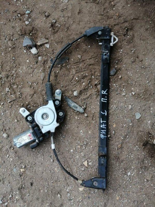 Стеклоподъемник Fiat Albea 2011 передний правый (б/у)