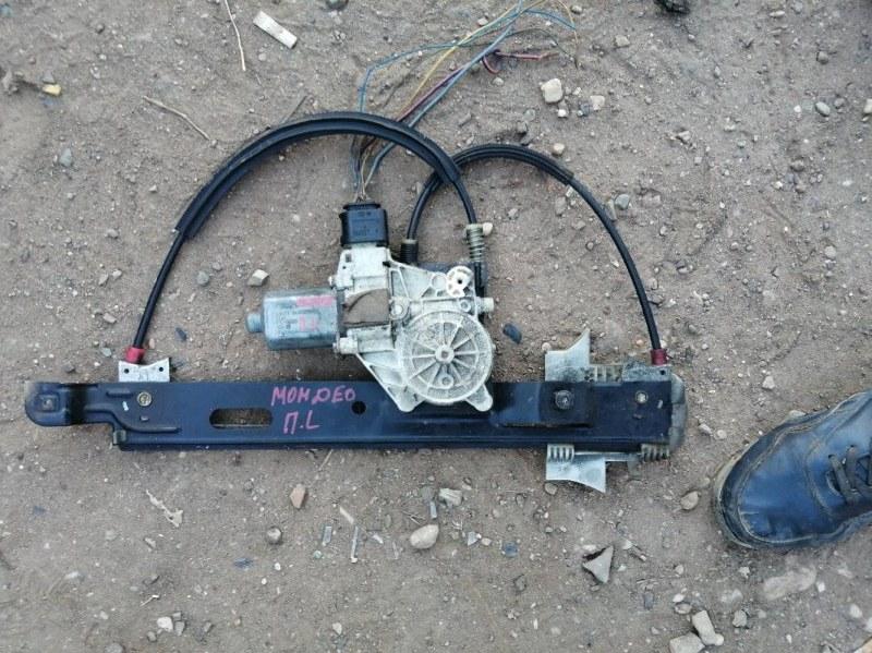 Стеклоподъемник Ford Mondeo BD AOBA 2010 передний левый (б/у)