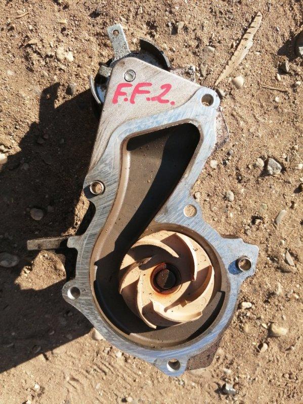 Помпа Ford Focus 2 CB4 QQDB 2009 (б/у)