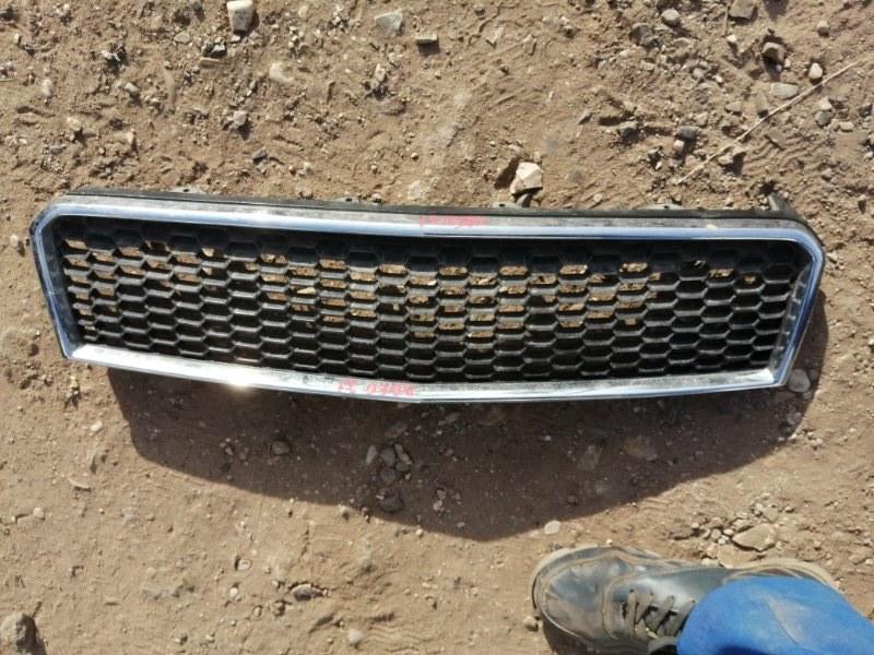 Решетка радиатора Chevrolet Aveo T250 F14D4 2010 (б/у)