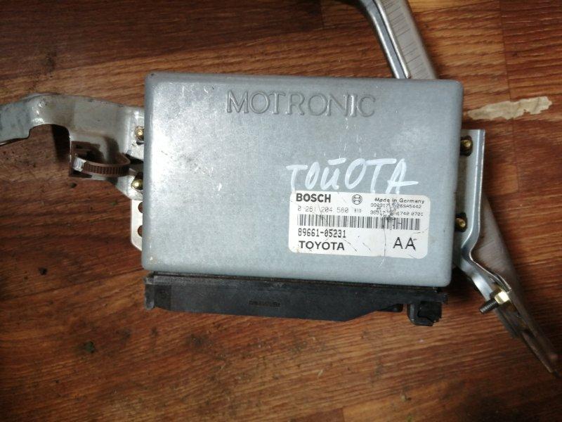 Блок управления двигателем Toyota Avensis ST220L 2002 (б/у)