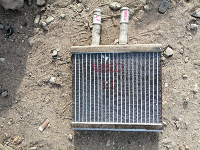 Радиатор печки Chevrolet Aveo T250 F14D4 2010 (б/у)