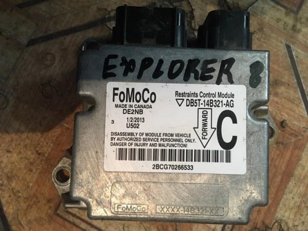 Блок управления аирбаг Ford Explorer 5 U502 2013 (б/у)