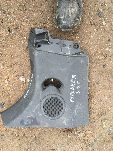 Обшивка стойки Ford Explorer 5 U502 DURATEC TI-VCT 2013 задняя правая (б/у)