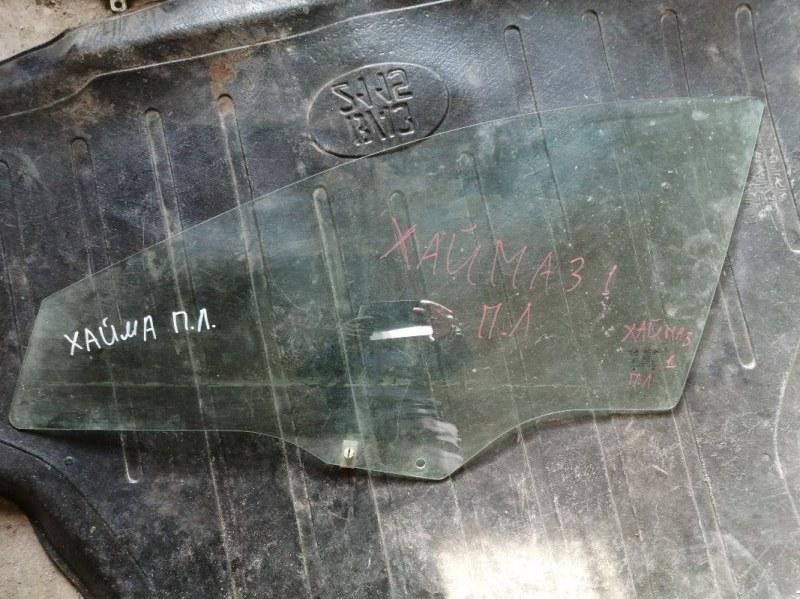 Стекло Haima 3 HM483Q-A 2011 переднее левое (б/у)