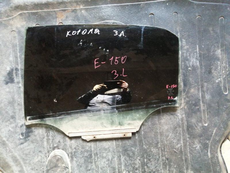 Стекло Toyota Corolla ZRE151 1ZR-FE 2011 заднее левое (б/у)