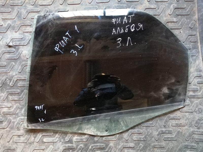 Стекло Fiat Albea 2010 заднее левое (б/у)