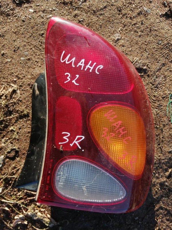 Фонарь Заз Шанс МЕМЗ-307 2010 задний правый (б/у)