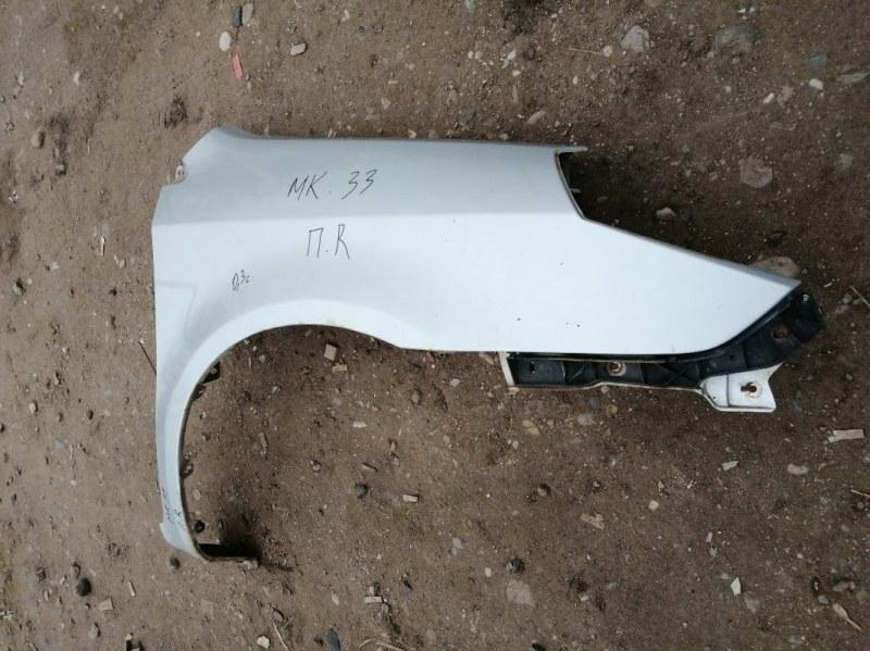 Крыло Geely Mk 5A-FE 2009 переднее правое (б/у)