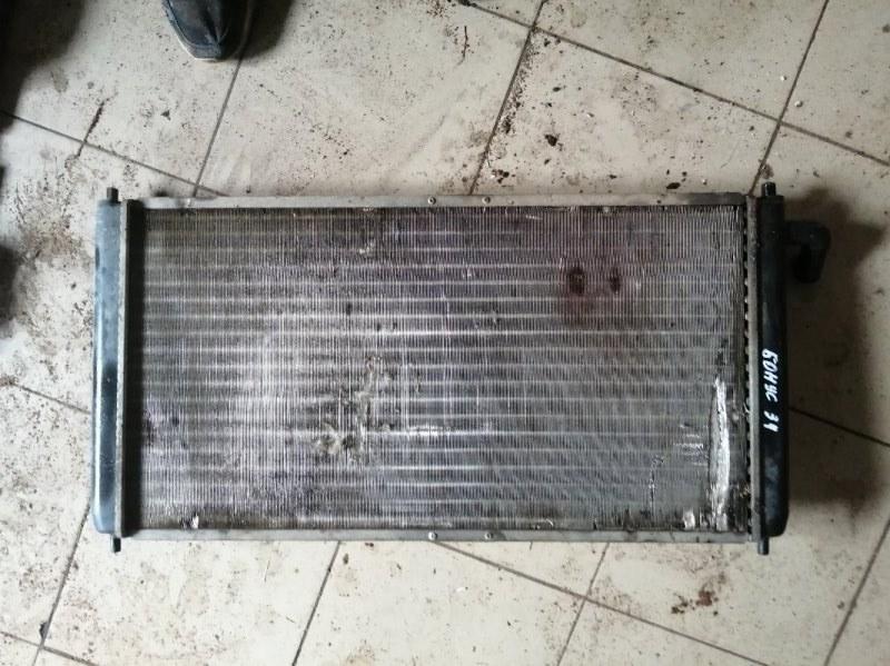Радиатор двс Chery Very A13 SQR477F 2012 (б/у)