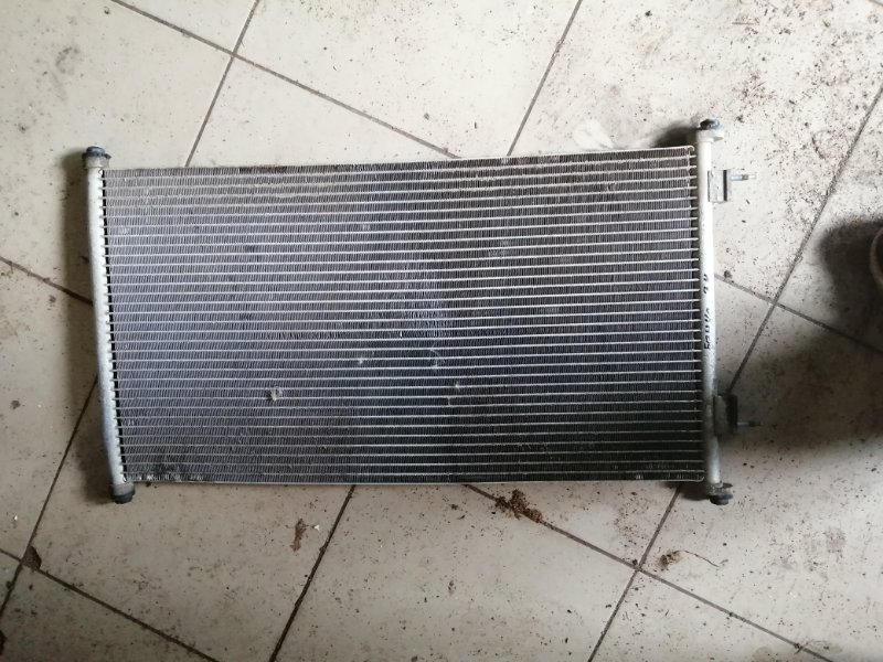 Радиатор кондиционера Chery Very A13 SQR477F 2012 (б/у)
