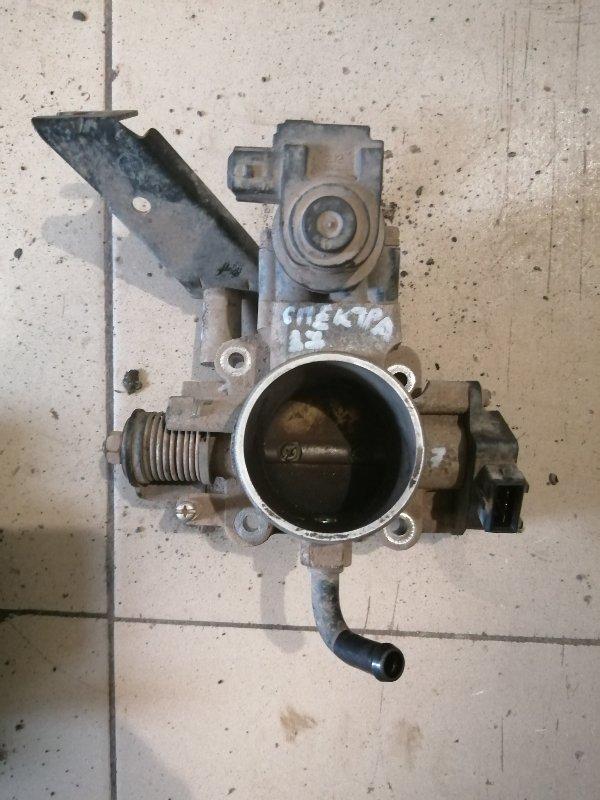 Блок дроссельной заслонки Kia Spectra SD S6D 2008 (б/у)