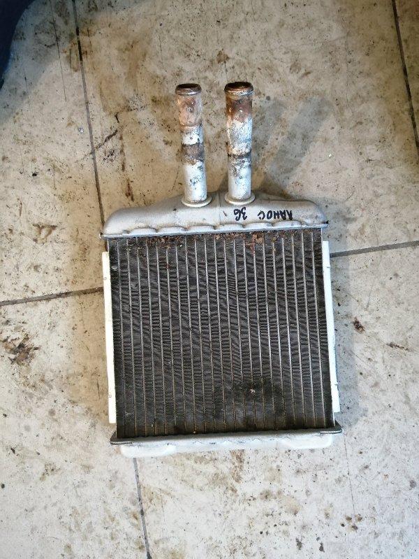 Радиатор печки Chevrolet Lanos T100 A15SMS 2010 (б/у)