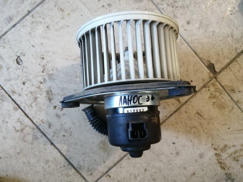 Мотор печки Chevrolet Lanos T100 A15SMS 2010 (б/у)