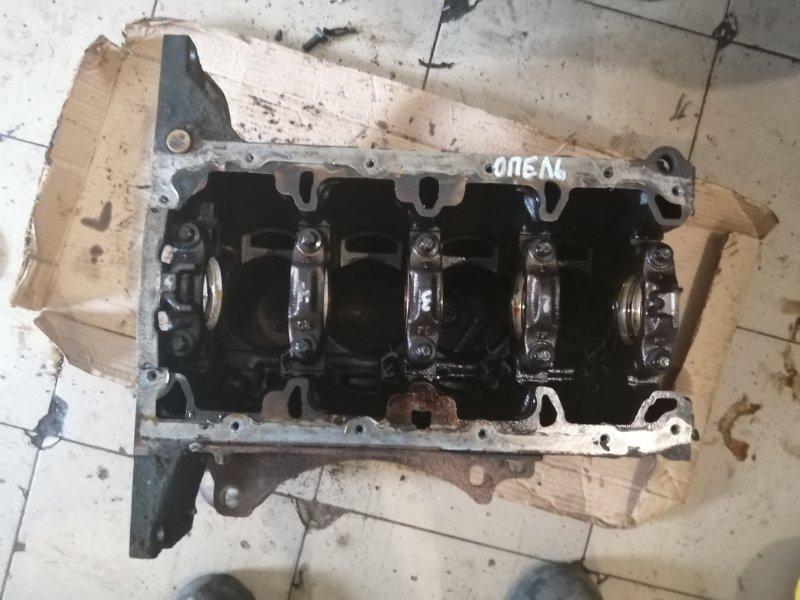 Блок цилиндров Chevrolet Aveo T250 F14D4 2010 (б/у)