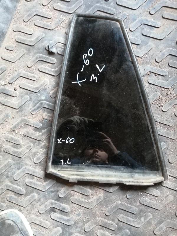 Форточка двери Lifan X60 LFB479Q 2013 задняя левая (б/у)